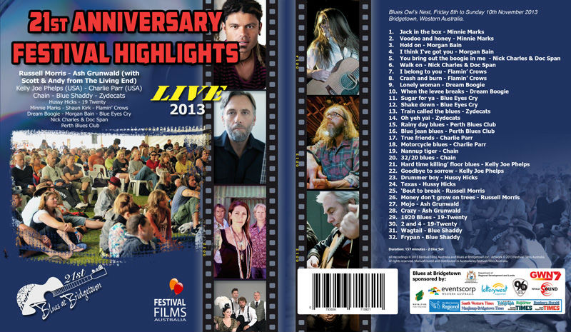 DVD Cover Festival Highlights