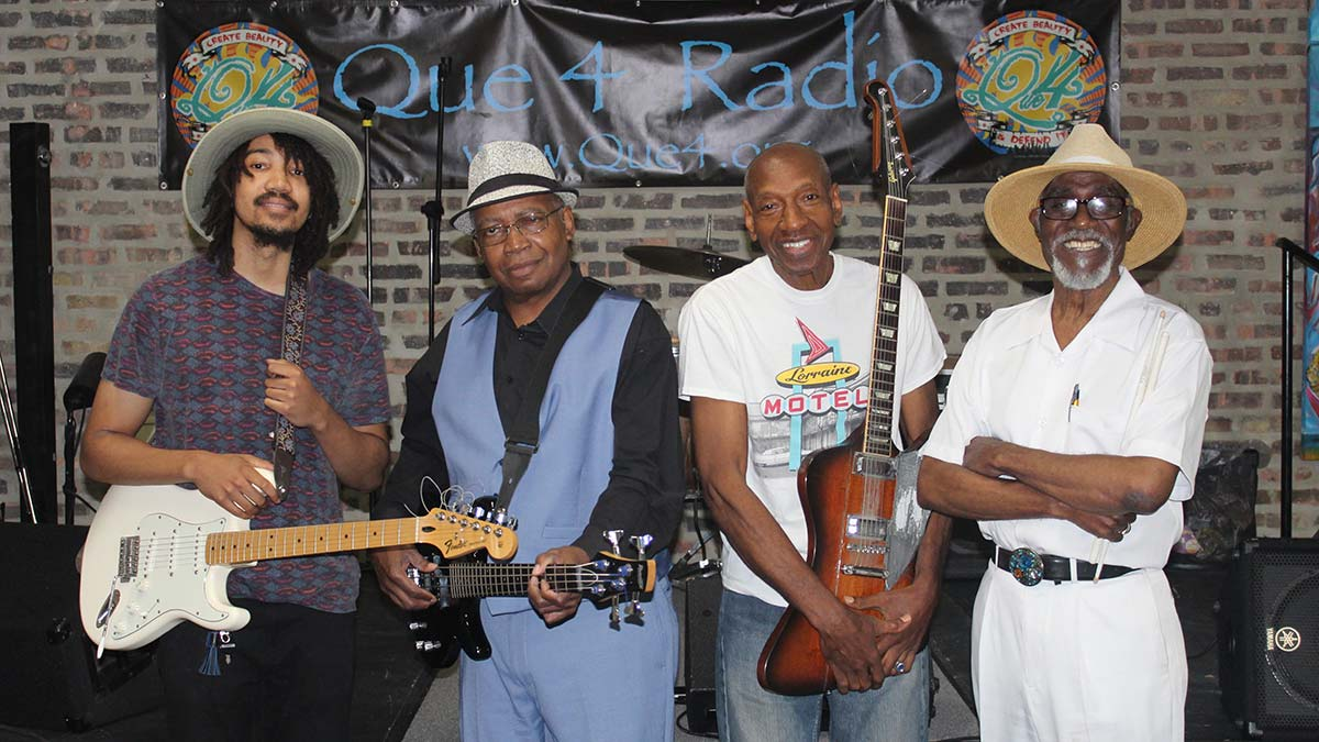 Original Chicago Blues All Stars
